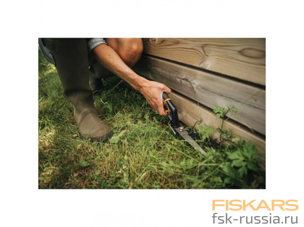 Ножницы для травы Fiskars Solid GS21