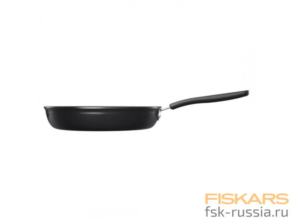 Сковорода Fiskars 24 см Functional Form + Дуршлаг Functional Form в подарок!