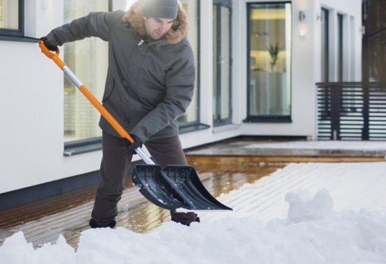 Советы по уборке снега